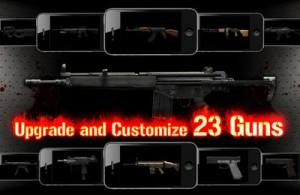دانلود بازی GUN ZOMBIE HELLGATE v1.7 برای آیفون