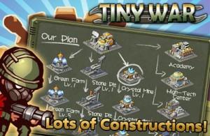 دانلود بازی Tiny War v1.06 برای آیفون
