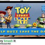 دانلود بازی Toy Story Smash It v1.01 برای اندروید
