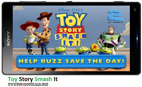 Toy Story Smash It v1.01