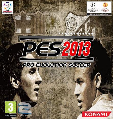 دانلود پچ جدید بازی PES 2013 با نام PESEdit 2013 Patch 3.5 | تاپ 2 دانلود