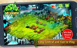 دانلود بازی Asva The Monkey v1.1.1 برای اندروید