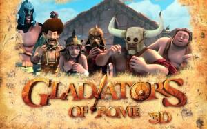 دانلود انیمیشن Gladiators of Rome 2012