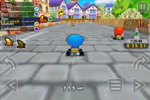 دانلود بازی KartRider Rush v2.8.6 برای اندروید