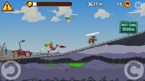 دانلود بازی Zombie Road Trip v2.0 برای اندروید
