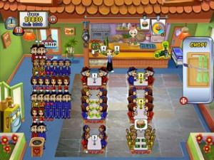 دانلود بازی Diner Dash Deluxe v3.21.6 برای آیفون
