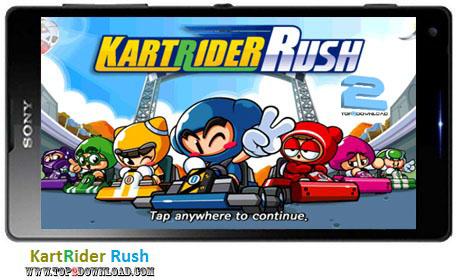 KartRider Rush v2.8.6