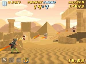 دانلود بازی Major Mayhem برای PC