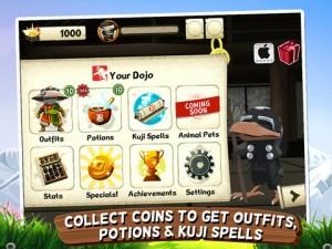 دانلود بازی Mini Ninjas v1.0 برای آیفون