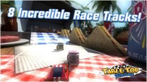 دانلود بازی Table Top Racing v1.0.5 برای آیفون
