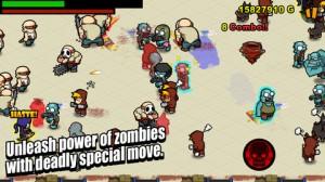 دانلود بازی Infect Them All 2 Zombies v1.1 برای آیفون