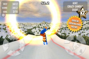 دانلود بازی Crazy Snowboard v2.9.3 برای آیفون