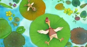 دانلود انیمیشن Leafie a Hen Into the Wild 2011