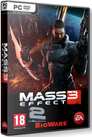 Mass Effect 3 Ultimate Collectors Edition | تاپ 2 دانلود