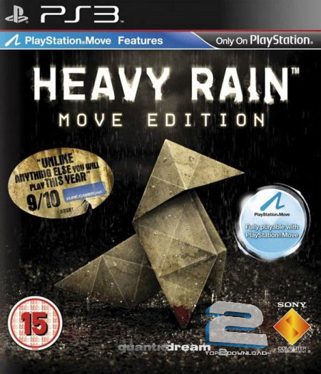 Heavy Rain Move Edition | تاپ 2 دانلود