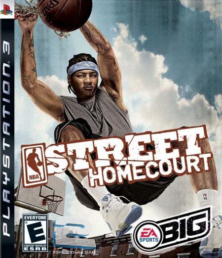 NBA Street Homecourt | تاپ 2 دانلود