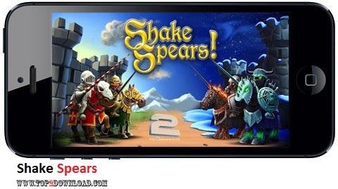 Shake Spears v1.6.1 | تاپ 2 دانلود