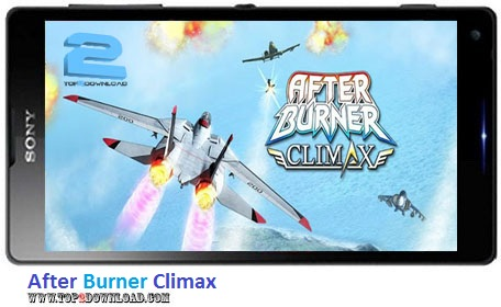After Burner Climax v1.0.1 | تاپ 2 دانلود