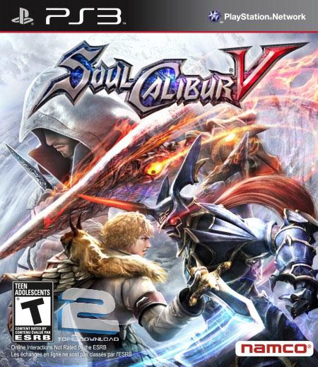 Soul Calibur V | تاپ 2 دانلود