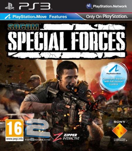 SOCOM Special Forces | تاپ 2 دانلود