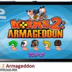 دانلود بازی Worms 2 Armageddon v1.3 برای اندروید
