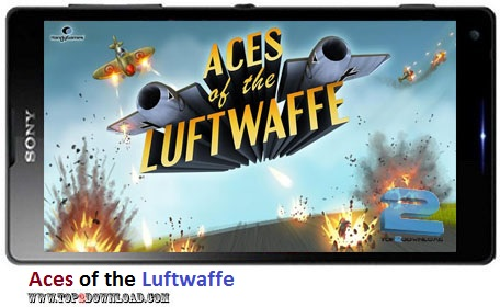 Aces of the Luftwaffe v1.0.6 | تاپ 2 دانلود