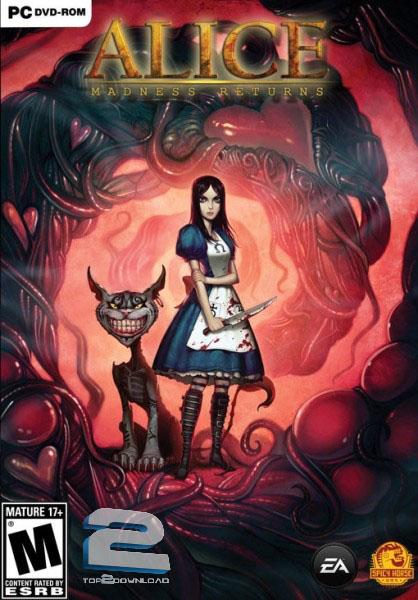 Alice Madness Returns   تاپ 2 دانلود