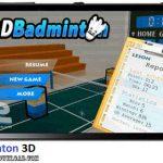 دانلود بازی Badminton 3D v2.0.5 برای اندروید