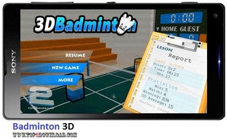 Badminton 3D v2.0.5 | تاپ 2 دانلود