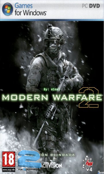 Call Of Duty Modern Warfare 2 | تاپ 2 دانلود