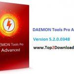 دانلود نرم افزار DAEMON Tools Pro Advanced v5.2.0.0348