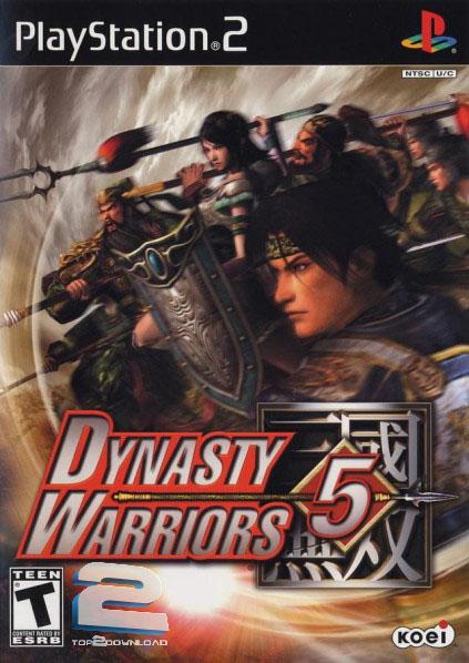 Dynasty Warriors 5 | تاپ 2 دانلود