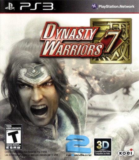 Dynasty Warriors 7 Xtreme Legends   تاپ 2 دانلود