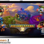 دانلود بازی Fieldrunners 2 v1.0 برای اندروید