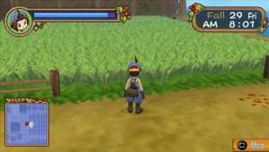 دانلود بازی Harvest Moon Hero Leaf Valley برای PSP   تاپ 2 دانلود