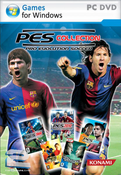 Pro Evolution Soccer Anthology | تاپ 2 دانلود