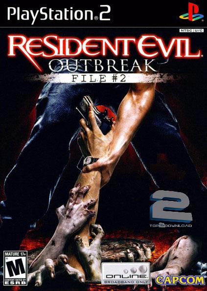 Resident Evil Outbreak File 2 | تاپ 2 دانلود