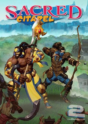 Sacred Citadel | تاپ 2 دانلود