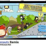 دانلود بازی Scribblenauts Remix v4.10 برای اندروید