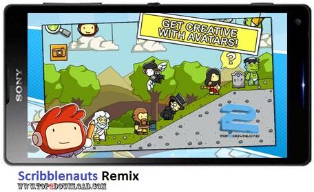 Scribblenauts Remix v4.10 | تاپ 2 دانلود