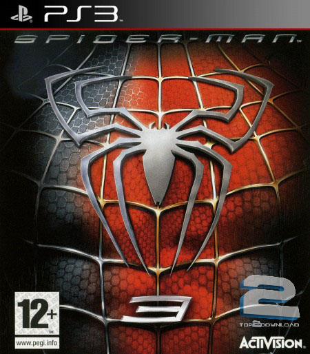 Game  PS3 : Spiderman 3