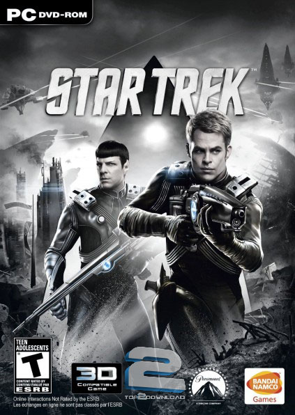 Star Trek   تاپ 2 دانلود