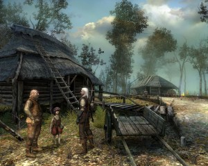 Download game The Witcher Enhanced Edition for PC | Laptop 2 Download