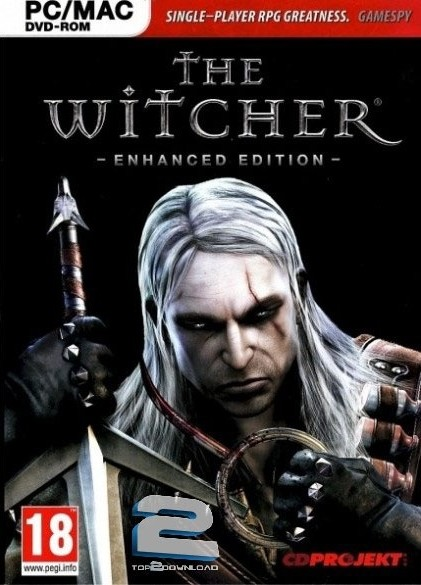 The Witcher Enhanced Edition | تاپ 2 دانلود