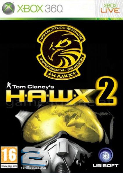 Tom Clancys H.A.W.X 2   تاپ 2 دانلود