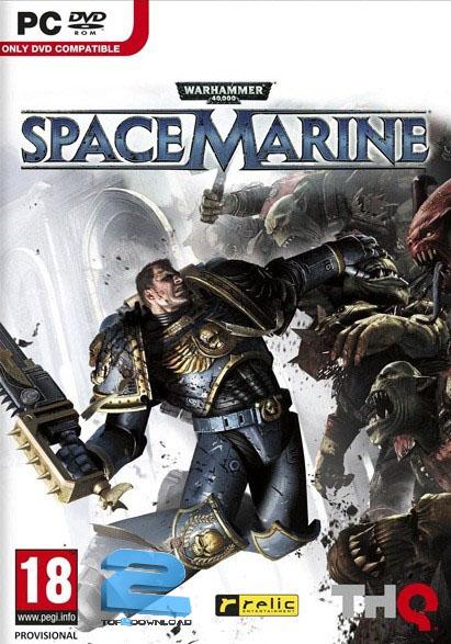 Warhammer 40000 Space Marine | تاپ 2 دانلود