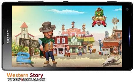 Western Story v1.04   تاپ 2 دانلود