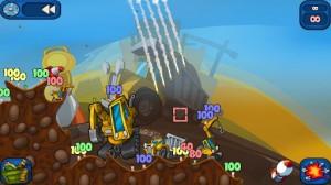 دانلود بازی Worms 2 Armageddon v1.3 برای اندروید | تاپ 2 دانلود
