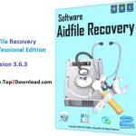 دانلود نرم افزار Aidfile Recovery Professional Edition v3.6.3