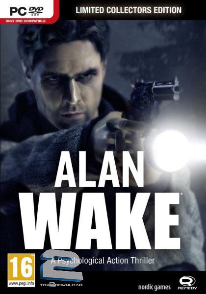 Alan Wake Collectors Edition | تاپ 2 دانلود